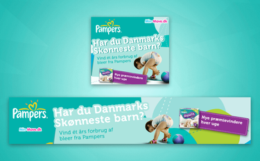 Min-Mave (Pampers ad)