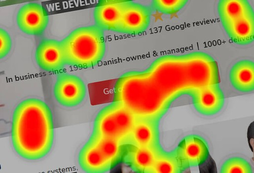 Website Heatmaps: User Behavior Insights at a Glance