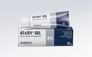 AntibioTx packaging