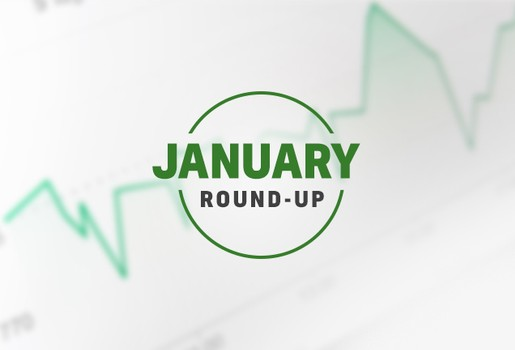 January round-up: news and trends in IT development and digital marketing