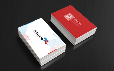 D-Cloud business card
