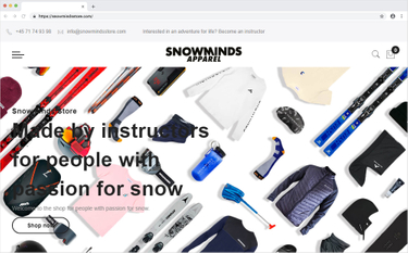 Snowminds Store ApS