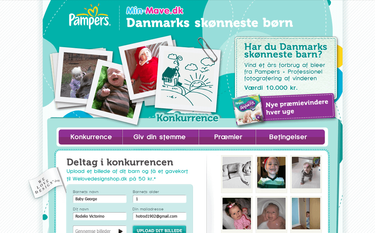 Min-Mave (Pampers page)