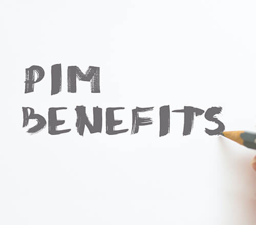 Benefits of using PIM